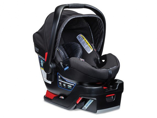 BabyQuip - Baby Equipment Rentals - Britax B-Safe 35 Elite Infant Car seat - Britax B-Safe 35 Elite Infant Car seat -