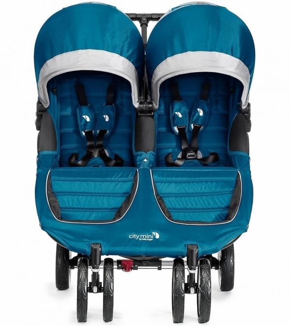BabyQuip - Baby Equipment Rentals - Baby Jogger City Mini Double - Baby Jogger City Mini Double -