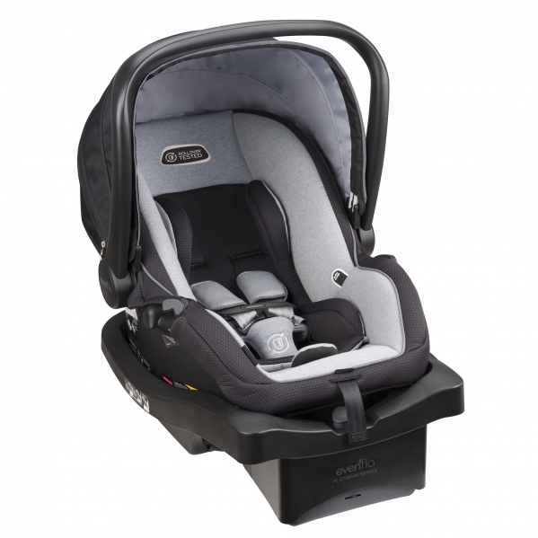 BabyQuip - Baby Equipment Rentals - Infant Car Seat- rear facing with base  - Infant Car Seat- rear facing with base  -