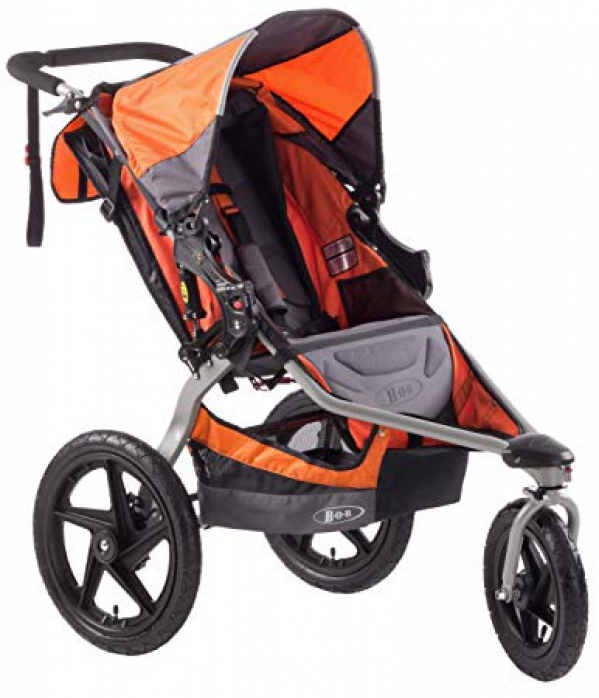 BabyQuip - Baby Equipment Rentals - BOB Jogging/Hiking Stroller - BOB Jogging/Hiking Stroller -
