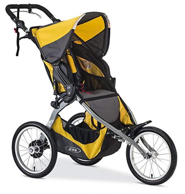 BabyQuip - Baby Equipment Rentals - BOB Ironman Jogging Stroller - BOB Ironman Jogging Stroller -