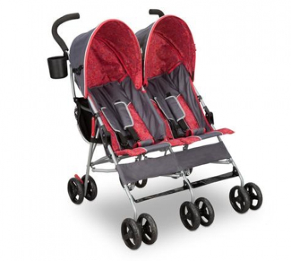BabyQuip Baby Equipment Rentals - Side by Side Double Stroller - Marsha Spence - Atlanta, GA