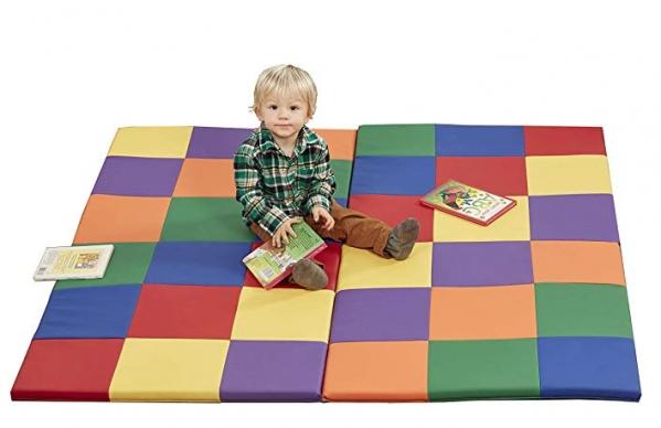 BabyQuip - Baby Equipment Rentals - Infant/Toddler Foam Play Mat - Infant/Toddler Foam Play Mat -