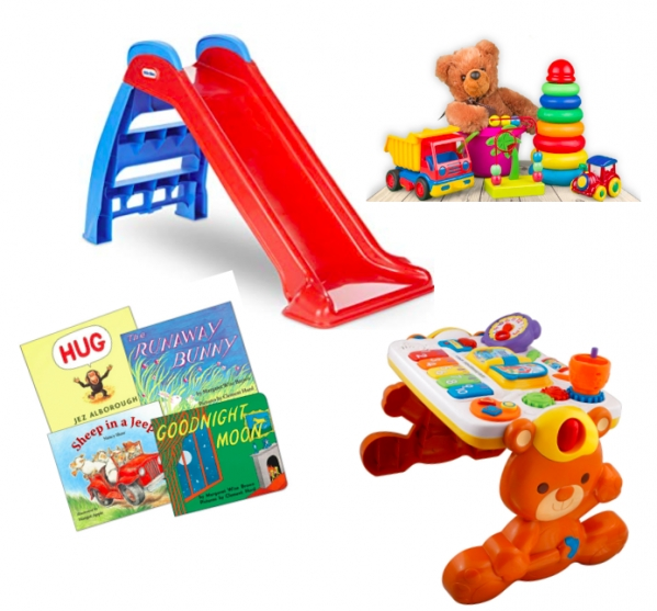 Toddler Play Package