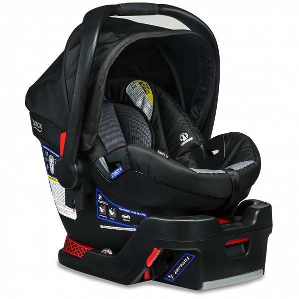 BabyQuip - Baby Equipment Rentals - Britax B Safe 35 Infant Car Seat - Britax B Safe 35 Infant Car Seat -