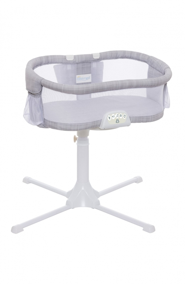 BabyQuip - Baby Equipment Rentals - HALO Bassinest Luxe swivel sleeper - HALO Bassinest Luxe swivel sleeper -