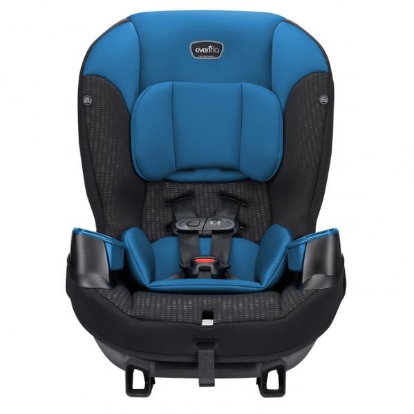 BabyQuip Baby Equipment Rentals - Convertible Car Seat - Amber Benjamin and Adam Stephenson - Long Beach, CA