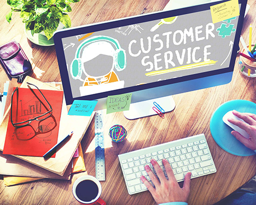 Provide High-End, Personal Customer Service